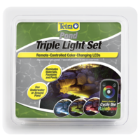 Image TetraPond - Triple Light Set with Remote-Control