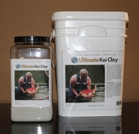 Image Ultimate Koi Clay 5lbs & 20lbs