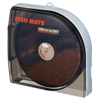 Image AniMate-FishMate Automatic Pond Fish Feeder