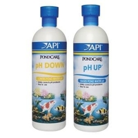 Image Pond Care pH Down & pH Up