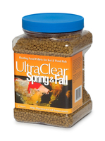 Image UltraClear Spring & Fall Formula Fish Food