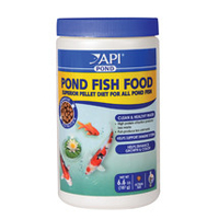 Image API Pond Fish Food