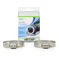 Image Stainless Steel Hose Clamp (2) 1.5