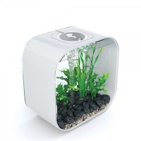 Image biOrb Life 30L Aquarium with MCR Lighting - White
