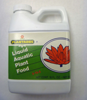 Image Plantabbs Liquid Aquatic Plant Food