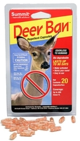 Image Summit Deer Ban Repellent Capsules