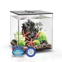 Image biOrb CUBE 30 Aquarium with MCR - 8 gallon Black 54500