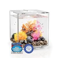 Image biOrb CUBE 30 Aquarium with MCR - 8 gallon Transparent 54510
