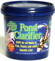 Image Microbial Science Pond Clarifier Tabs PAIL