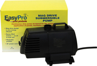 Image EP1350 1350 GPH Submersible Mag Drive with Volcano Waterbell Double Volcano and