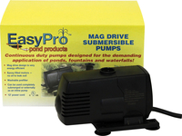 Image EP200 200 GPH Submersible Mag Drive Pump with nozzles