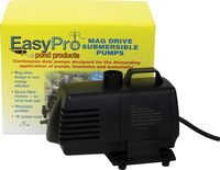 Image EP850 850 GPH Submersible Mag Drive with Nozzles