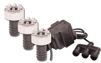 Image LED8B3 LED Statuary 3 Light & Transformer Set