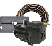 Image PA10Wk Pond Aeration System – 1/20 HP Kit with tubing & cabinet