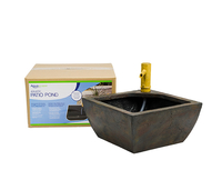 Image Aquatic Patio Pond Fountain Kit