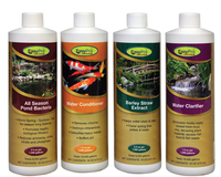 Image WTP4 All-In-One Package – Includes 16 oz Clarifier; All Season Bacteria; Liquid