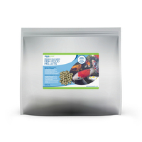 Image Premium Cold Water Fish Food Pellets - 11 lbs / 5 kg