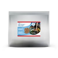 Image Premium Color Enhancing Fish Food Pellets - 11 lbs / 5 kg