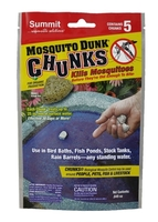 Image Summit Mosquito Dunk Chunks